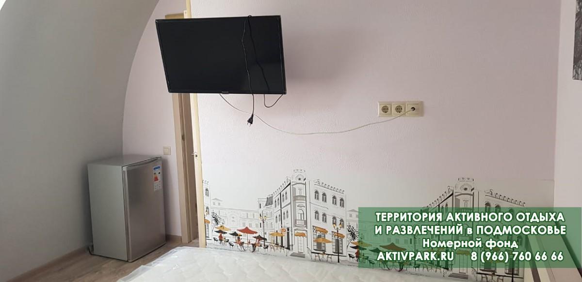 База отдыха в Подмосковье - Каширский район