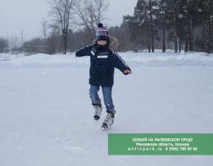 AKTIVPARK.RU - Хоккей на Малеевском Пруду (Московская область, Кашира)