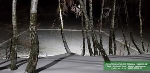 Каток в Кашире - Малеевский пруд