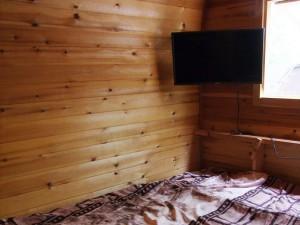Домик рыбака - комната
