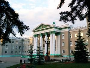 г.Ступино - дворец культуры