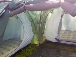 Кемпинг на базе отдыха Активпарк - спальное место