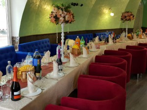 Свадьба в Ступино и Кашире - банкетный зал