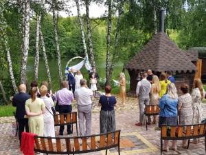 Свадьба в Ступино и Кашире - выездная регистрация
