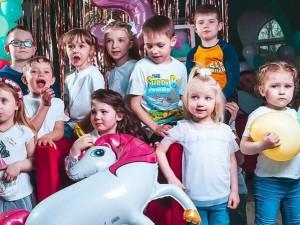 Детский день рождения на базе отдыха Активпарк в Подмосковье Кашира Ступино