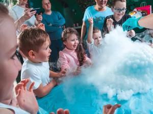 Детский праздник на базе отдыха Активпарк в Подмосковье Кашира Ступино